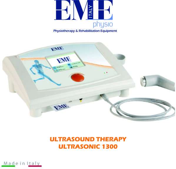 US therapy_Ultrasonic1300