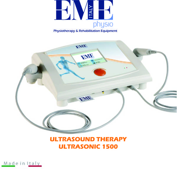 US therapy_Ultrasonic1500